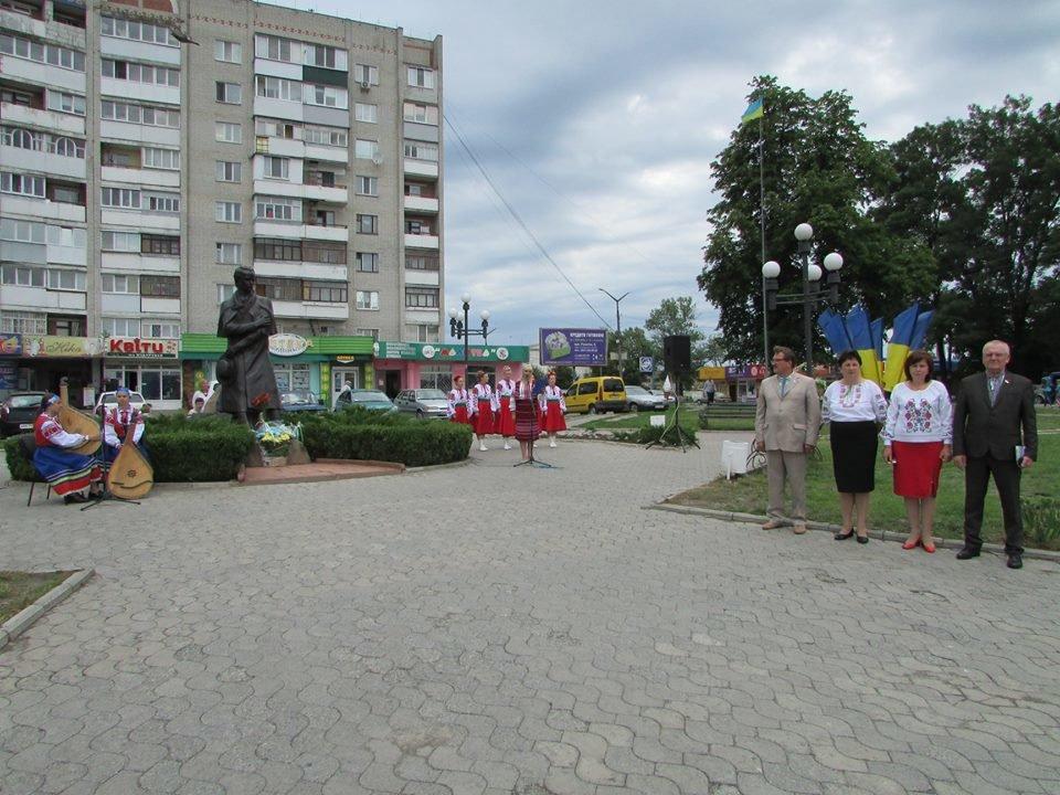 У Новограді-Волинському відзначили 22-у річницю Конституції України, фото-3