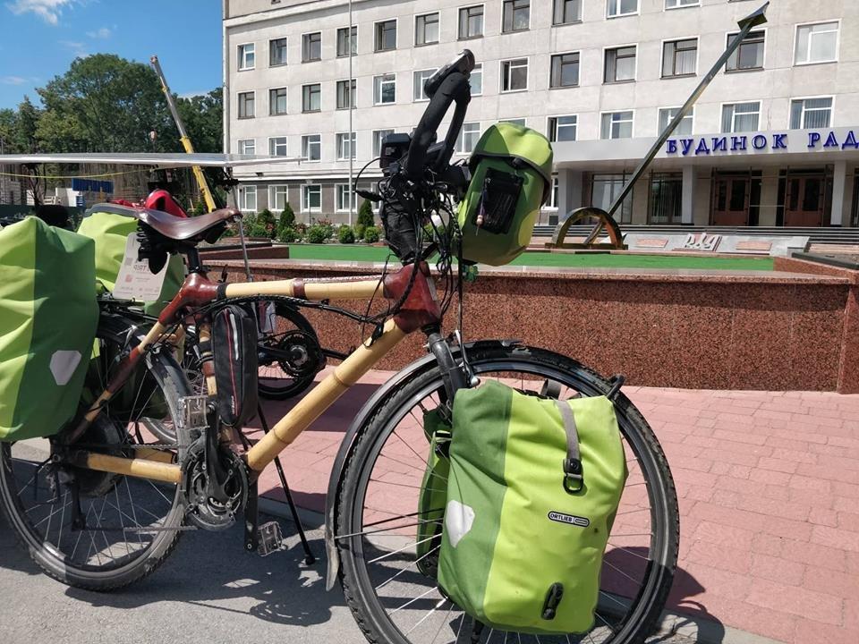 Учасники веломарафону The Sun Trip завітали до Новограда-Волинського, фото-3