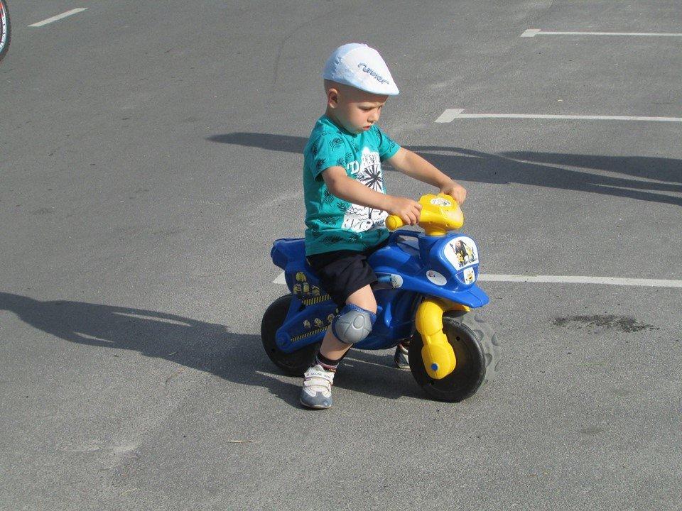 Перегони для найменших: у Новограді-Волинському відбувся дитячий велопробіг, фото-6