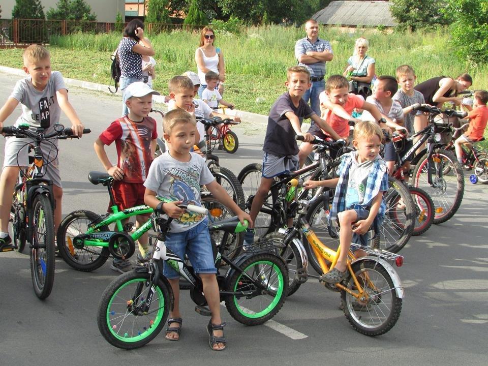 Перегони для найменших: у Новограді-Волинському відбувся дитячий велопробіг, фото-2