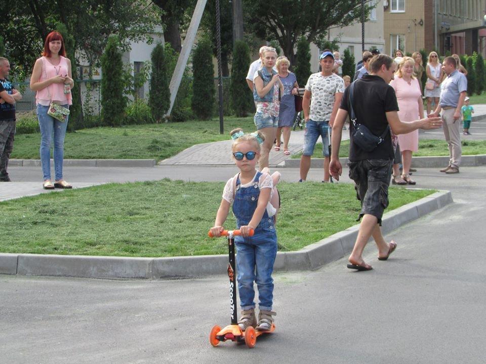 Перегони для найменших: у Новограді-Волинському відбувся дитячий велопробіг, фото-8