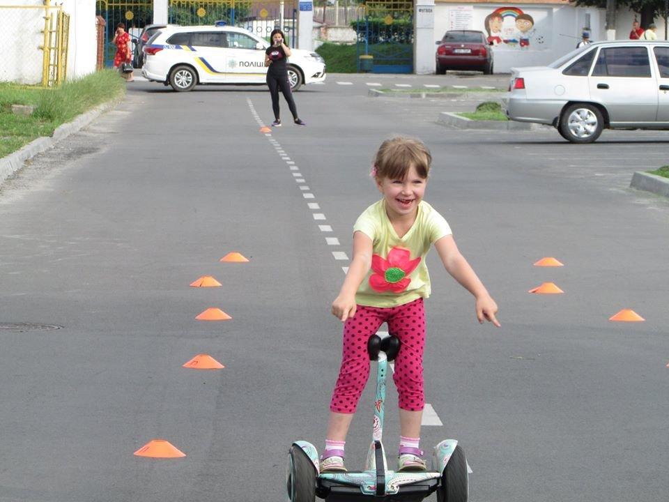 Перегони для найменших: у Новограді-Волинському відбувся дитячий велопробіг, фото-9