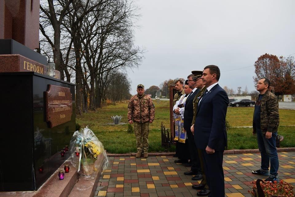 30-ту бригаду відвідали посол та військовий аташе Литовської Республіки, фото-2