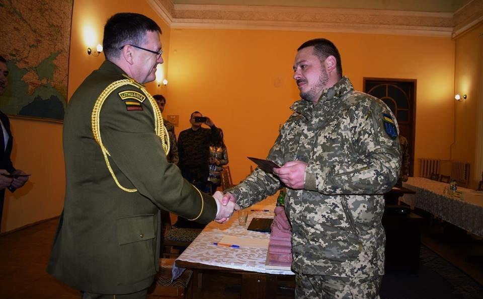 30-ту бригаду відвідали посол та військовий аташе Литовської Республіки, фото-1