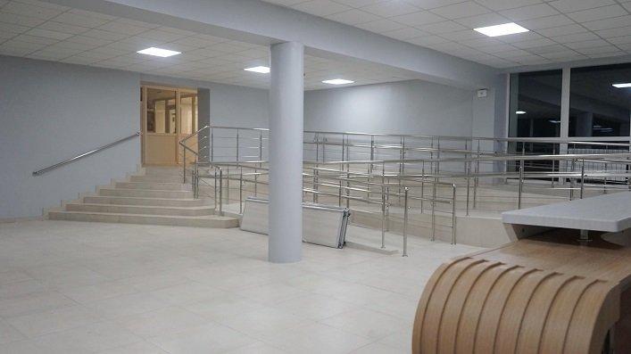 Найсучасніший в Україні заклад вертебрології із Центром реабілітації учасників АТО відкрили на Житомирщині, фото-6