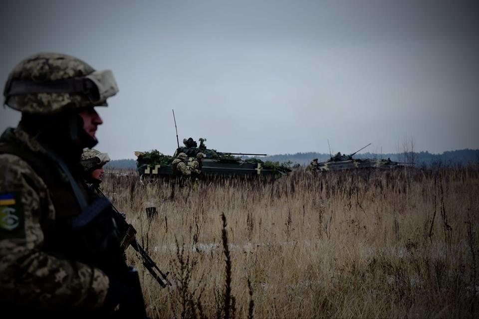 30-та бригада завершила заняття з бойової підготовки перед виконанням майбутніх бойових завдань, фото-1