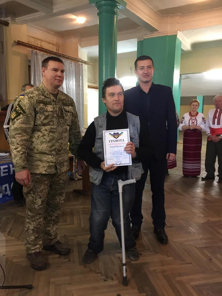 У Новограді-Волинському відбувся фізкультурно-оздоровчий захід до Міжнародного дня осіб з інвалідністю, фото-5