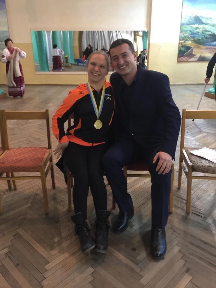 У Новограді-Волинському відбувся фізкультурно-оздоровчий захід до Міжнародного дня осіб з інвалідністю, фото-7