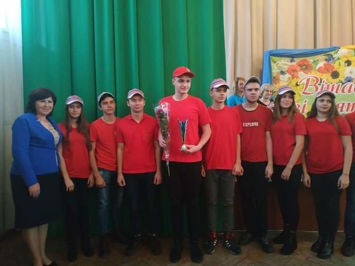 У Новоград-Волинському медичному коледжі відбулася посвята студентів-медиків у волонтери, фото-1