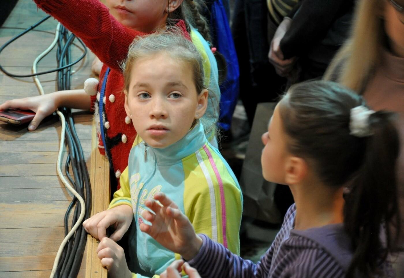 Двогодинне свято для дітей влаштувала команда «Дизель Шоу», фото-7