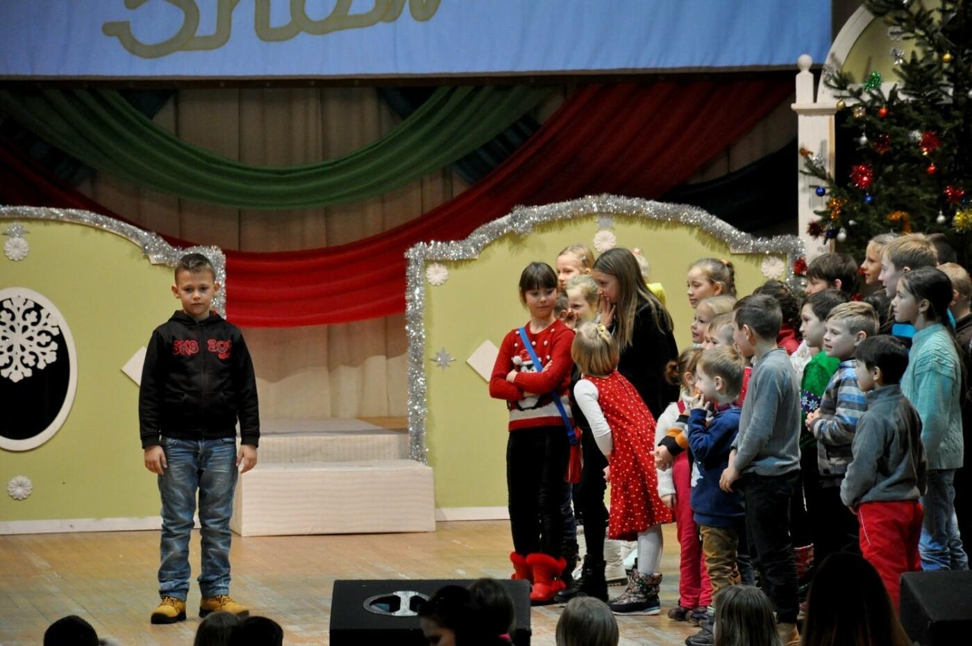 Двогодинне свято для дітей влаштувала команда «Дизель Шоу», фото-6