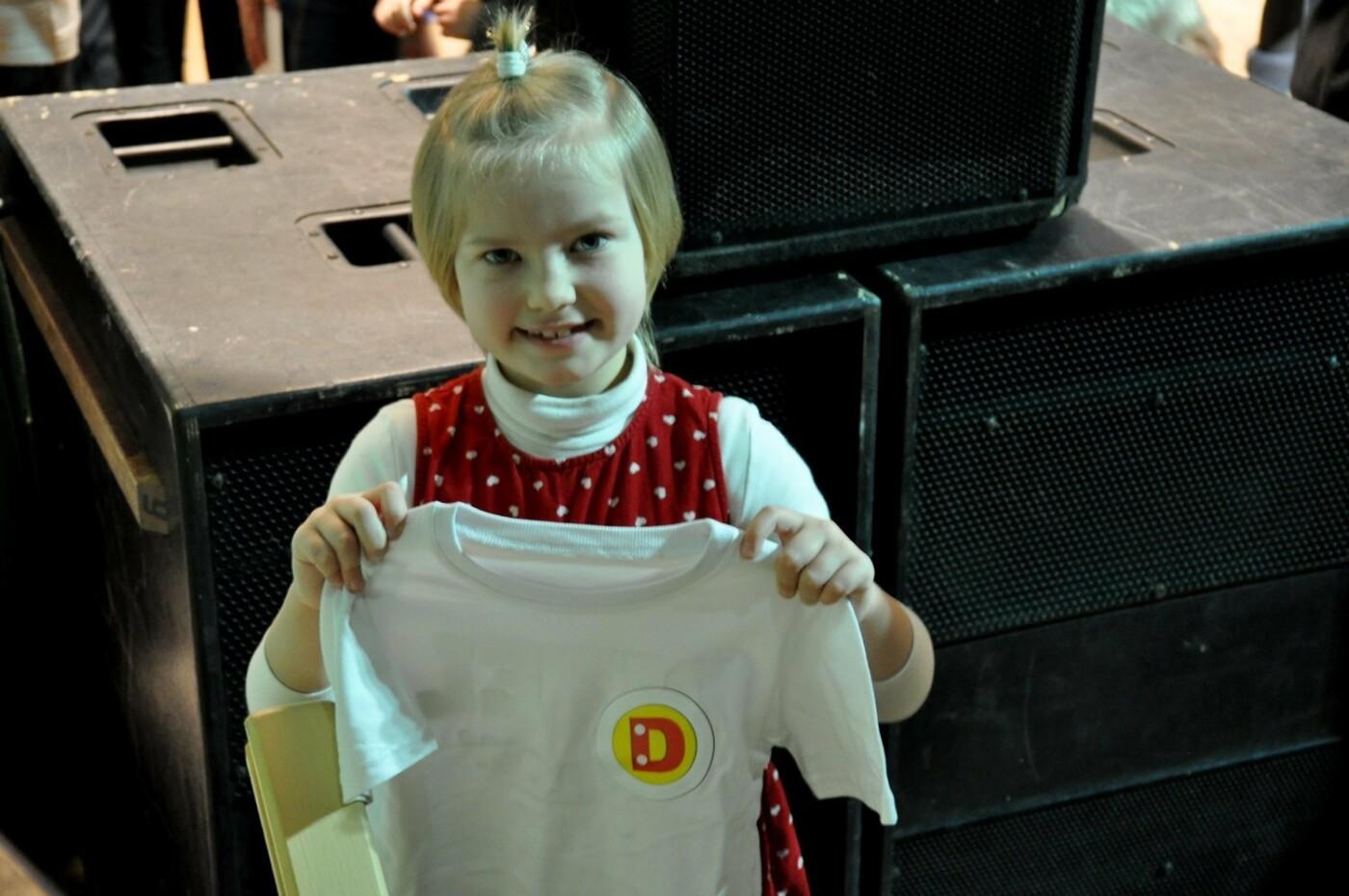 Двогодинне свято для дітей влаштувала команда «Дизель Шоу», фото-8
