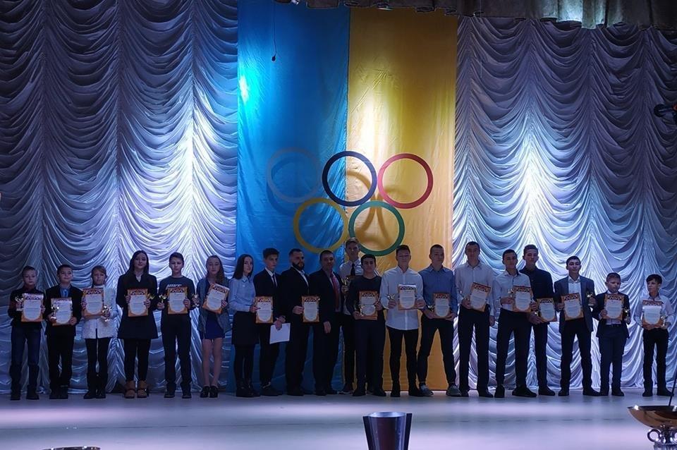 «Спортивний Олімп 2018»: привітали найкращих спортсменів Новограда-Волинського, фото-4
