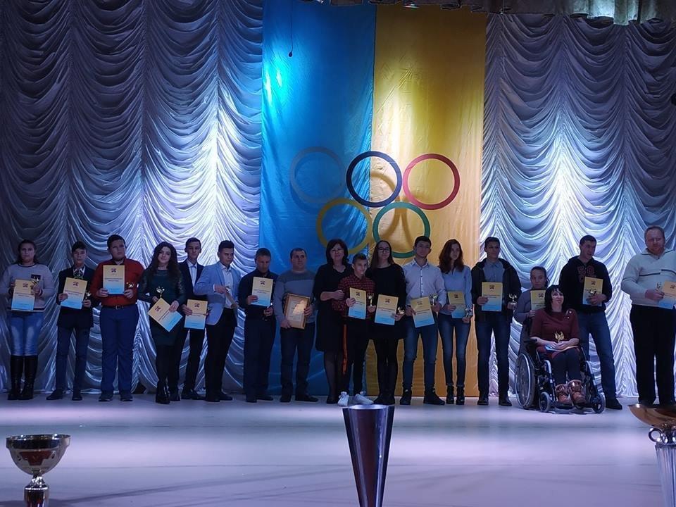 «Спортивний Олімп 2018»: привітали найкращих спортсменів Новограда-Волинського, фото-5