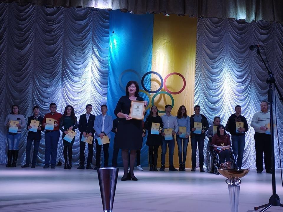 «Спортивний Олімп 2018»: привітали найкращих спортсменів Новограда-Волинського, фото-7