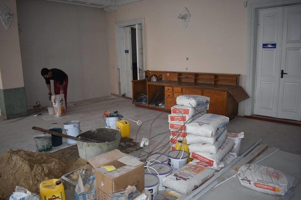У Новограді-Волинському триває переоблаштування приміщення під краєзнавчий музей, фото-2