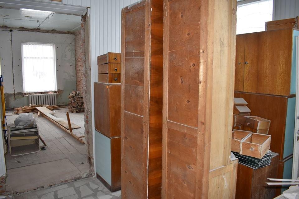 У Новограді-Волинському триває переоблаштування приміщення під краєзнавчий музей, фото-3