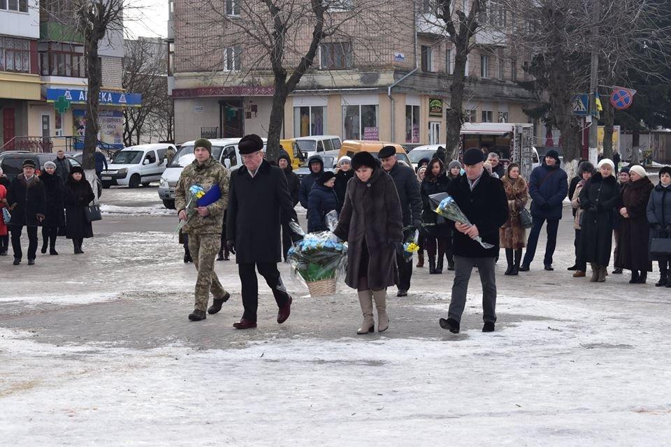 День Соборності України в Новограді-Волинському, фото-2