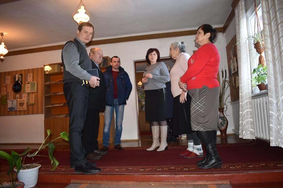 У Новограді відремонтують літературно-меморіальний музей Лесі Українки, фото-1