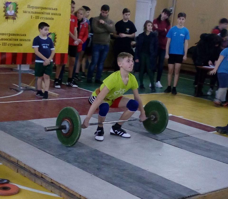 Новоградські важкоатлети стали чемпіонами Житомирської області, фото-7