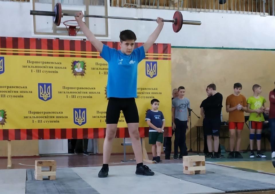 Новоградські важкоатлети стали чемпіонами Житомирської області, фото-9