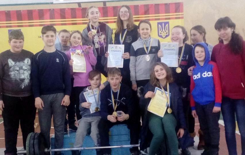 Новоградські важкоатлети стали чемпіонами Житомирської області, фото-3