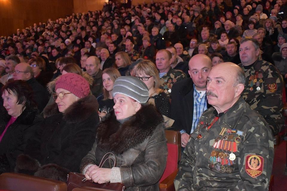 У Новограді-Волинському відбувся концерт в честь воїнів-афганців , фото-3