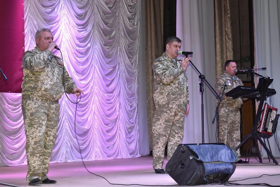У Новограді-Волинському відбувся концерт в честь воїнів-афганців , фото-5