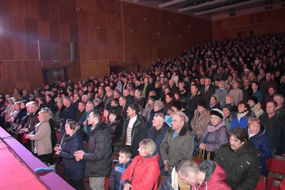 У Новограді-Волинському відбувся концерт в честь воїнів-афганців , фото-6
