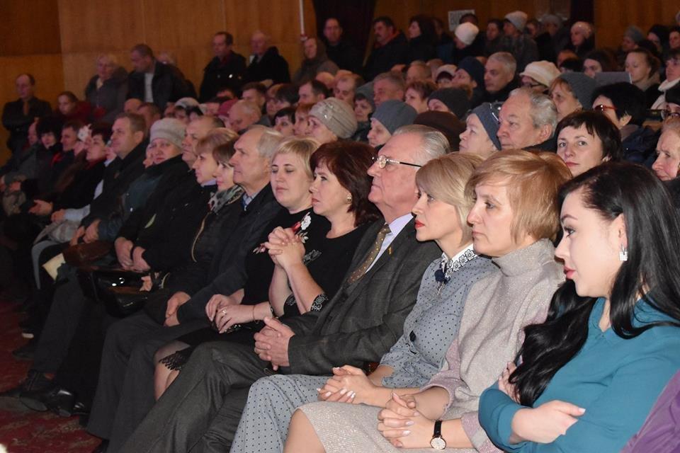 У Новограді-Волинському відбувся концерт в честь воїнів-афганців , фото-8