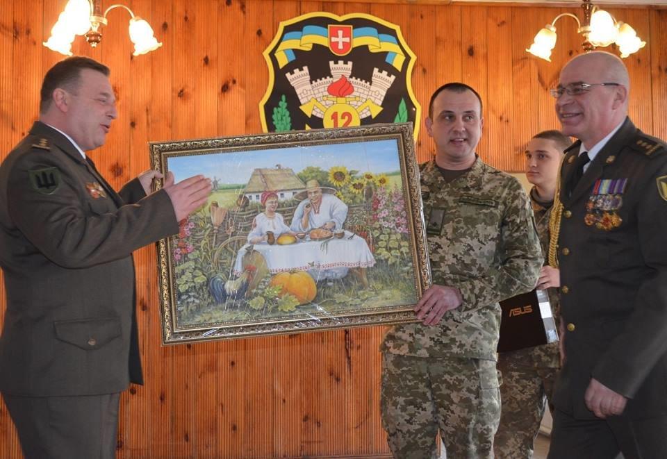 Командир військових інженерів з Новограда-Волинського пішов на заслужений відпочинок, фото-7