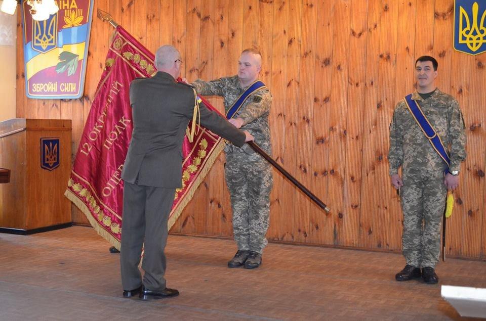 Командир військових інженерів з Новограда-Волинського пішов на заслужений відпочинок, фото-1