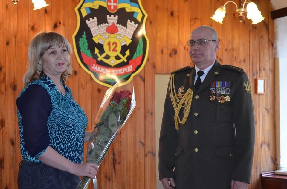 Командир військових інженерів з Новограда-Волинського пішов на заслужений відпочинок, фото-6