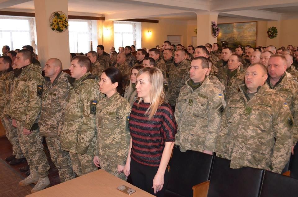 Командир військових інженерів з Новограда-Волинського пішов на заслужений відпочинок, фото-3
