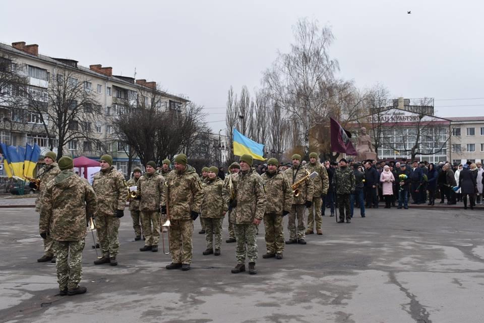 У Новограді-Волинському вшанували воїнів-афганців, фото-1