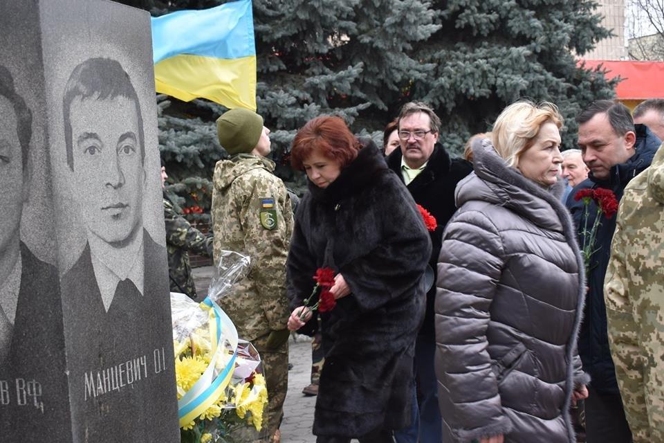 У Новограді-Волинському вшанували воїнів-афганців, фото-3