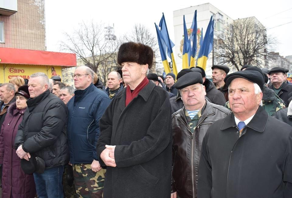 У Новограді-Волинському вшанували воїнів-афганців, фото-5