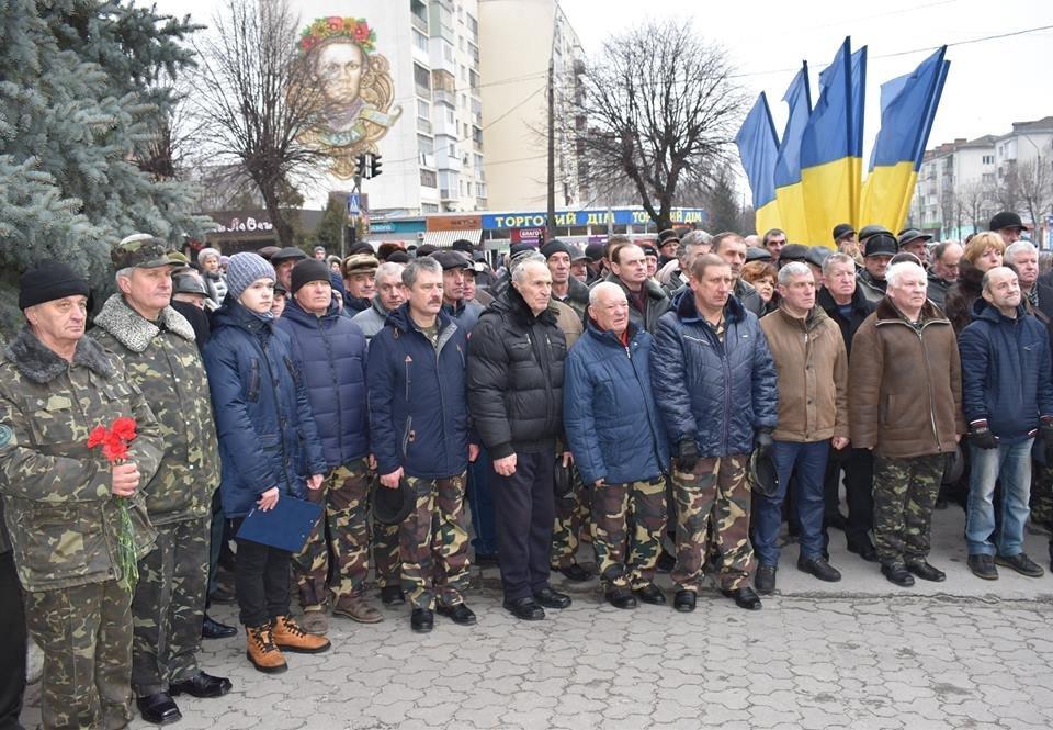 У Новограді-Волинському вшанували воїнів-афганців, фото-6