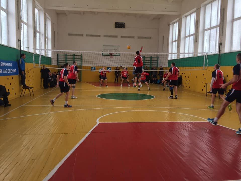 У Новограді-Волинському відбувся турнір з волейболу , фото-1