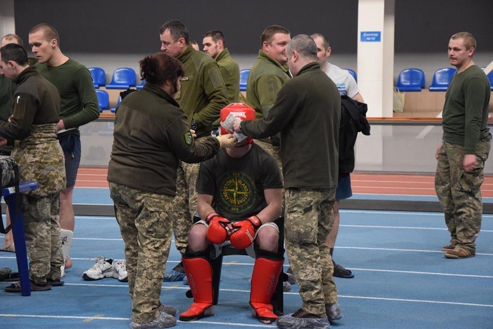 У 30-й бригаді відбулися відбіркові змагання з рукопашного бою (ФОТО), фото-6