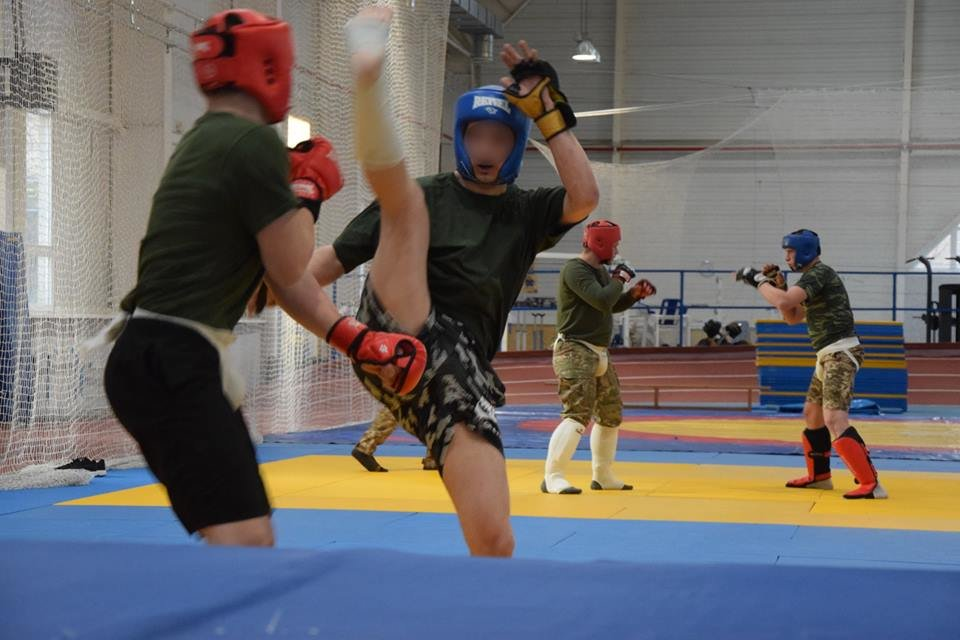 У 30-й бригаді відбулися відбіркові змагання з рукопашного бою (ФОТО), фото-1