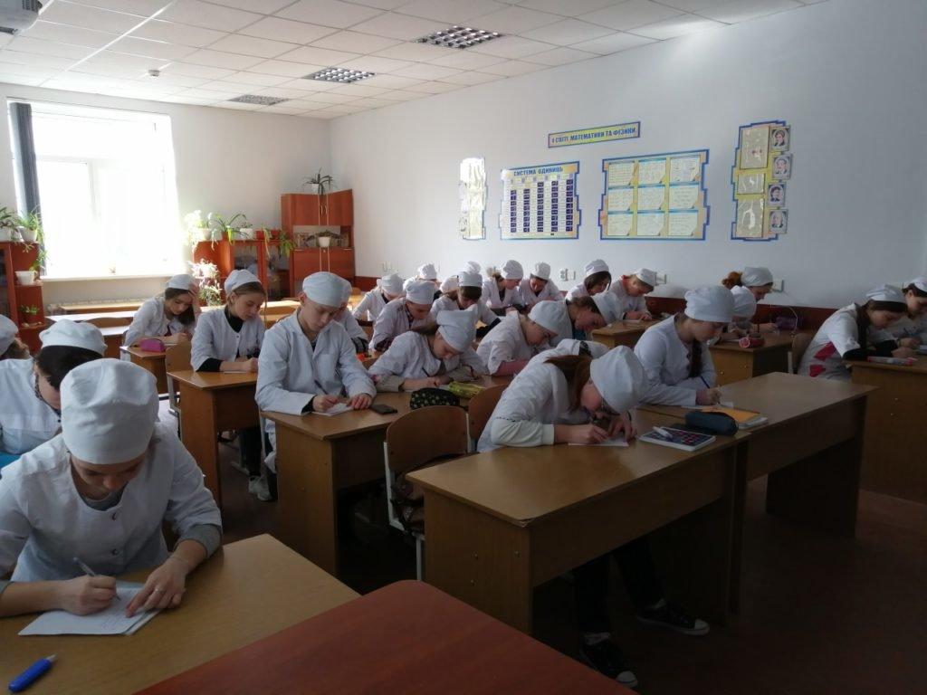У Новоград-Волинському медичному коледжі писали радіодиктант , фото-1