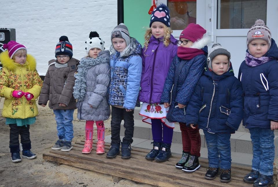 У Малій Цвілі Новоград-Волинського району відкрили дитячий садок (ФОТО), фото-2