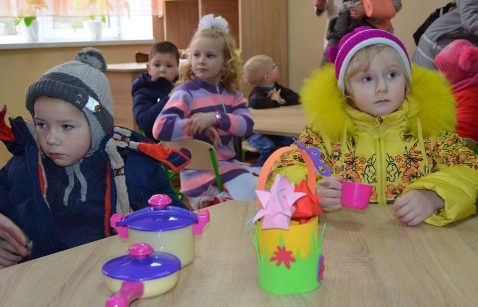 У Малій Цвілі Новоград-Волинського району відкрили дитячий садок (ФОТО), фото-3