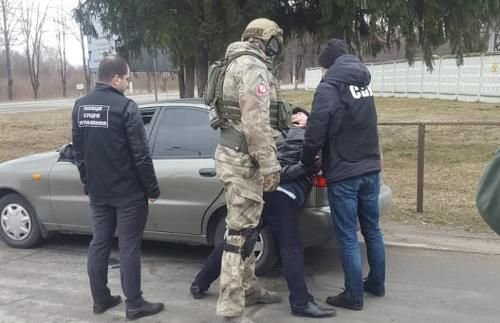 У Новограді-Волинському затримано масштабну банду вимагачів , фото-2