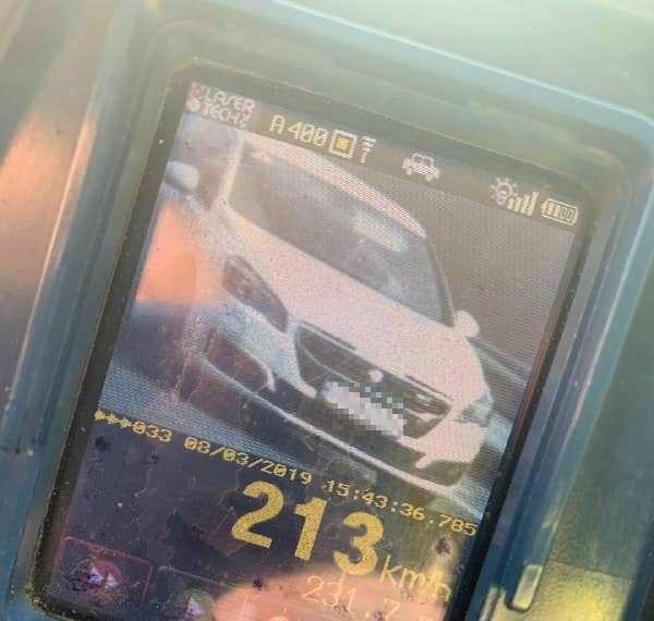 """На автодорозі """"Київ - Чоп"""" водій Peugeot на 163 км/год перевищив дозволену швидкість, фото-1"""