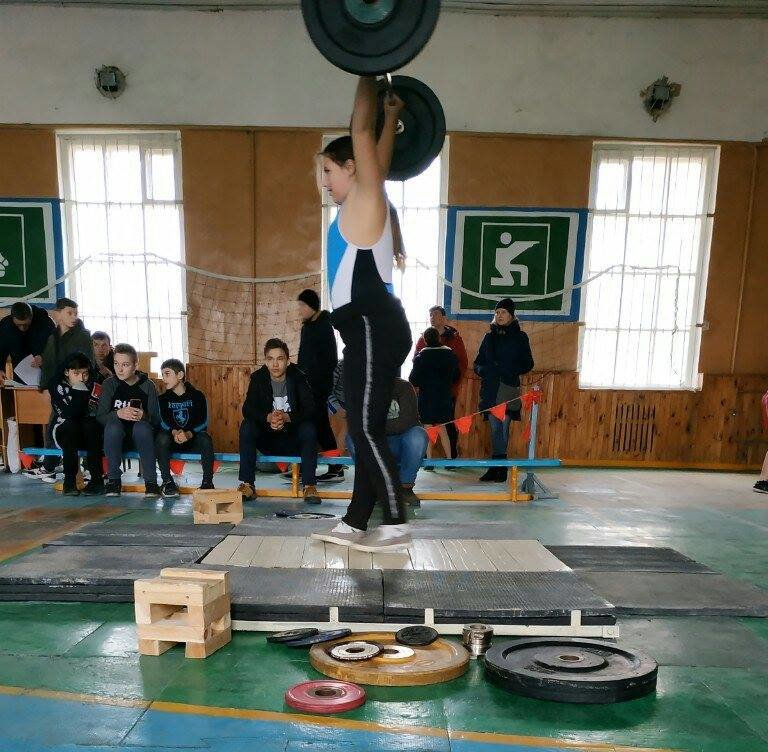 Новоград-волинська важкоатлетка встановила рекорд Житомирської області, фото-5