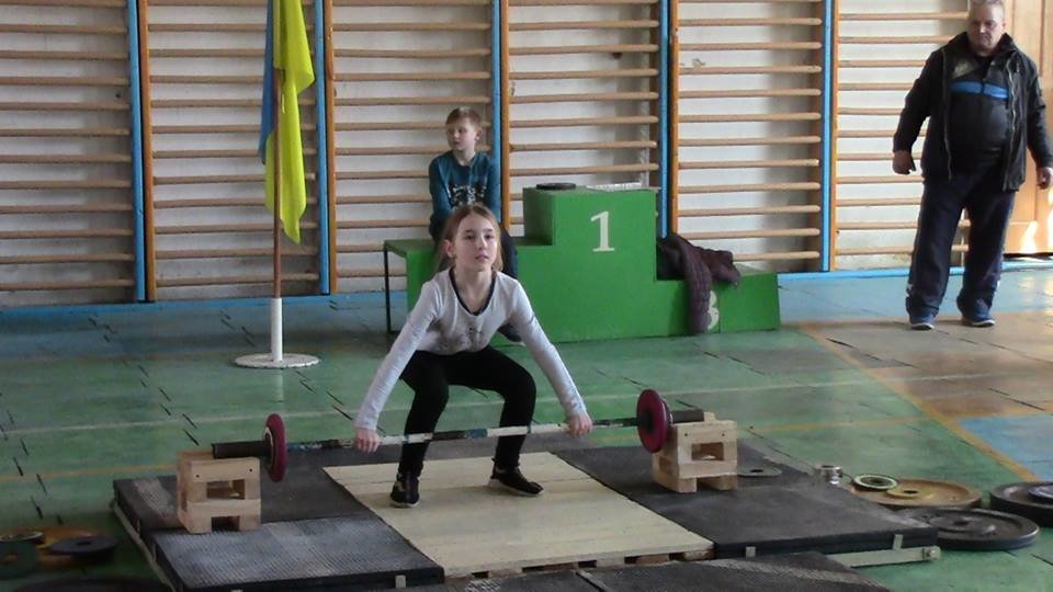 Новоград-волинська важкоатлетка встановила рекорд Житомирської області, фото-2