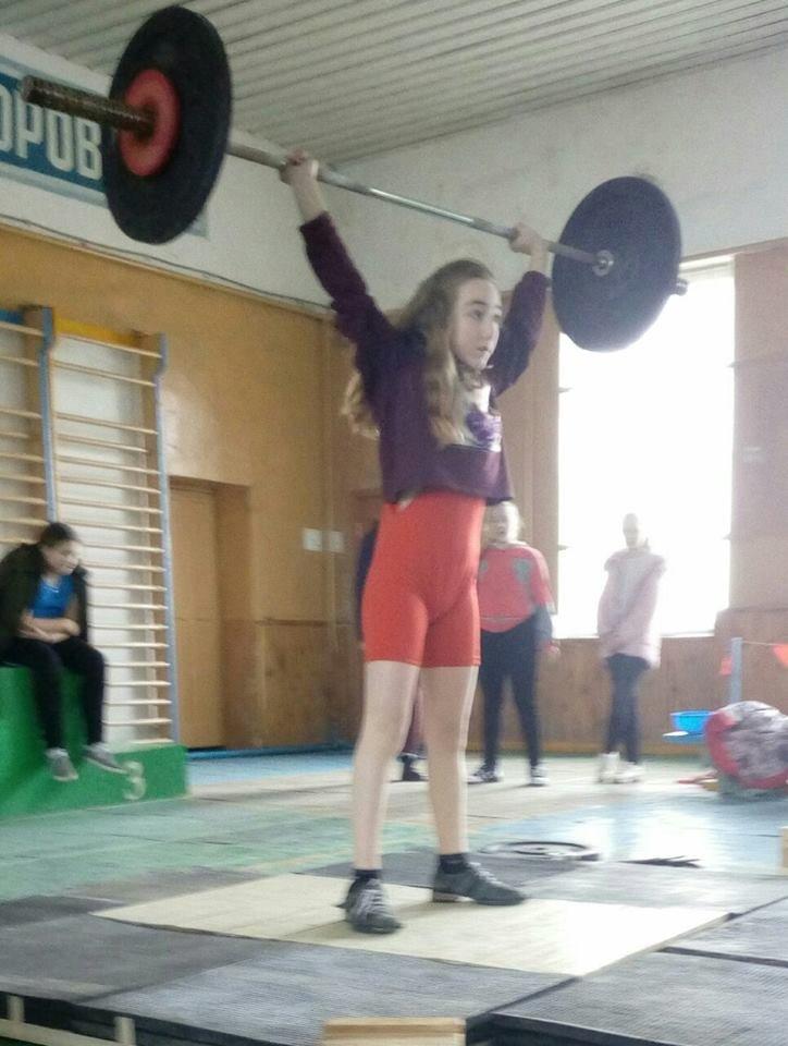 Новоград-волинська важкоатлетка встановила рекорд Житомирської області, фото-1