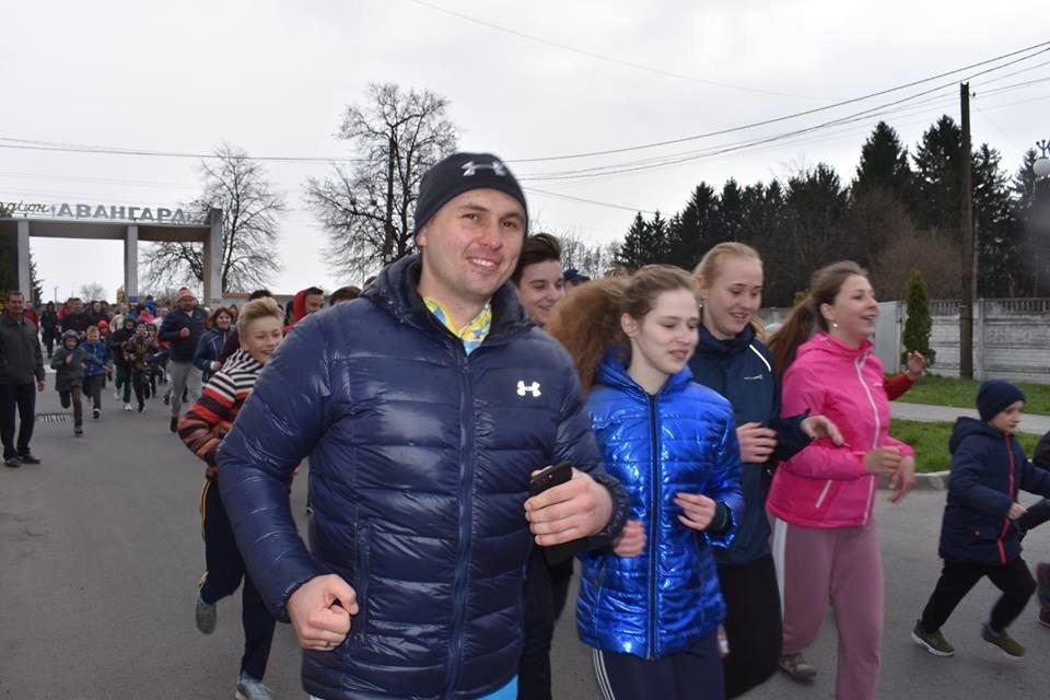 У Новограді-Волинському відбувся марафон присвячений Всесвітньому Дню здоров'я, фото-1